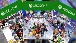 Why Kingdom Hearts Needs To Come To Xbox One!