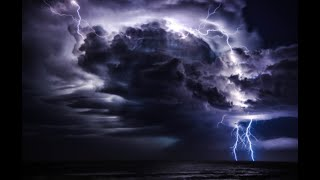 Vision of an Impending Storm and then Snowfall, An encouragement for Christians! Sept 2020