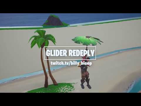 How To Use Glider Redeploy