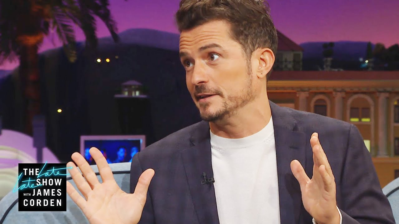 Orlando Bloom Is Really Getting Into Pet Snakes