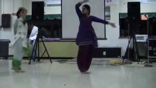 Barso Re | Dance performance at High school Multicultural Night