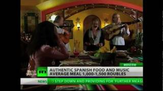 Casa Agave TV - Russia Today Review