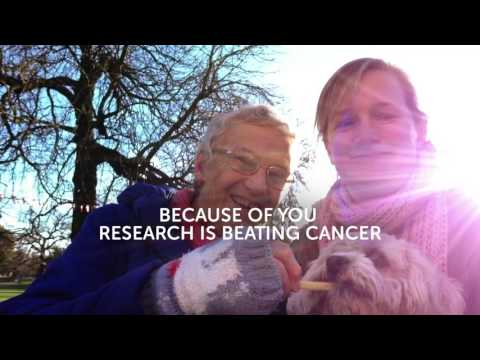 Cancer Research UK   Because of You   60 second edit