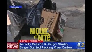 Proof R Kelly Baby Rumors with current of age girlfriends might be true