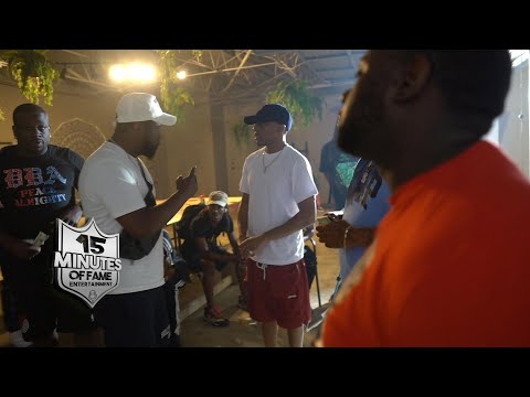 DICE GAME GETS HEATED BETWEEN MURDA MOOK AND CASSIDY |