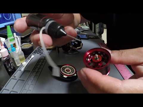 TackleTip Cleaning your reel bearings to cast farther.