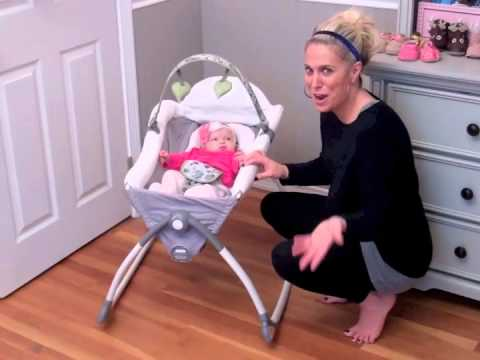 4f426c723 Graco's The Little Lounger - Must Have for Babies - YouTube