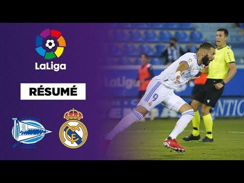 Download 🇪🇸 Résumé - LaLiga : Avec un Benzema en feu, le Real Madrid entre idéalement dans la compétition !