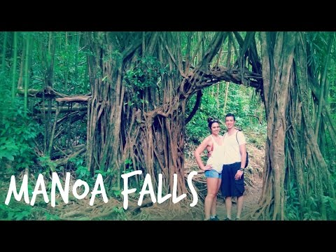 Hiking Manoa Falls