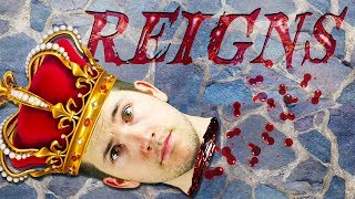 Ctop Loses His Head! - Reigns Gameplay - Reigns Update (Sponsored)