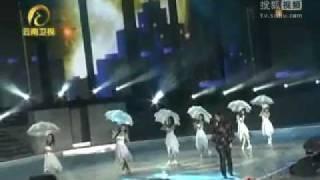 許美靜-陽光總在風雨後/遺憾/城裡的月光@2012雲南衛視跨年晚會