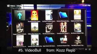 5 Brand New Video Add ons for XBMC-12+