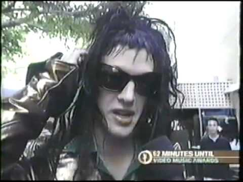 Twiggy Ramirez - VMA Interview (1998)