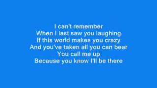 Cyndi Lauper True Colors Lyrics