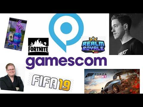 Hand of Blood auf der Gamescom getroffen!   Gamescom 2018
