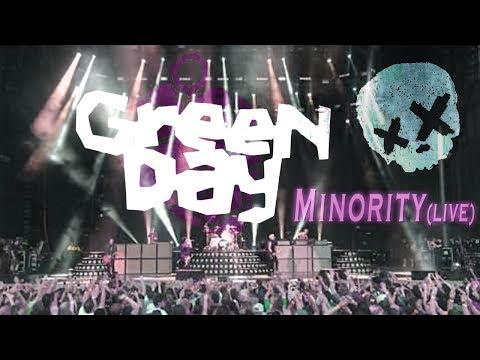 Green Day - Minority (Live) @ Revolution Radio Tour 2017 West Palm Beach