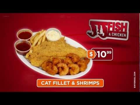 JJ FISH LCD Menu