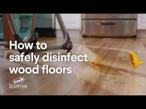 How to Disinfect Hardwood Floors | Clorox