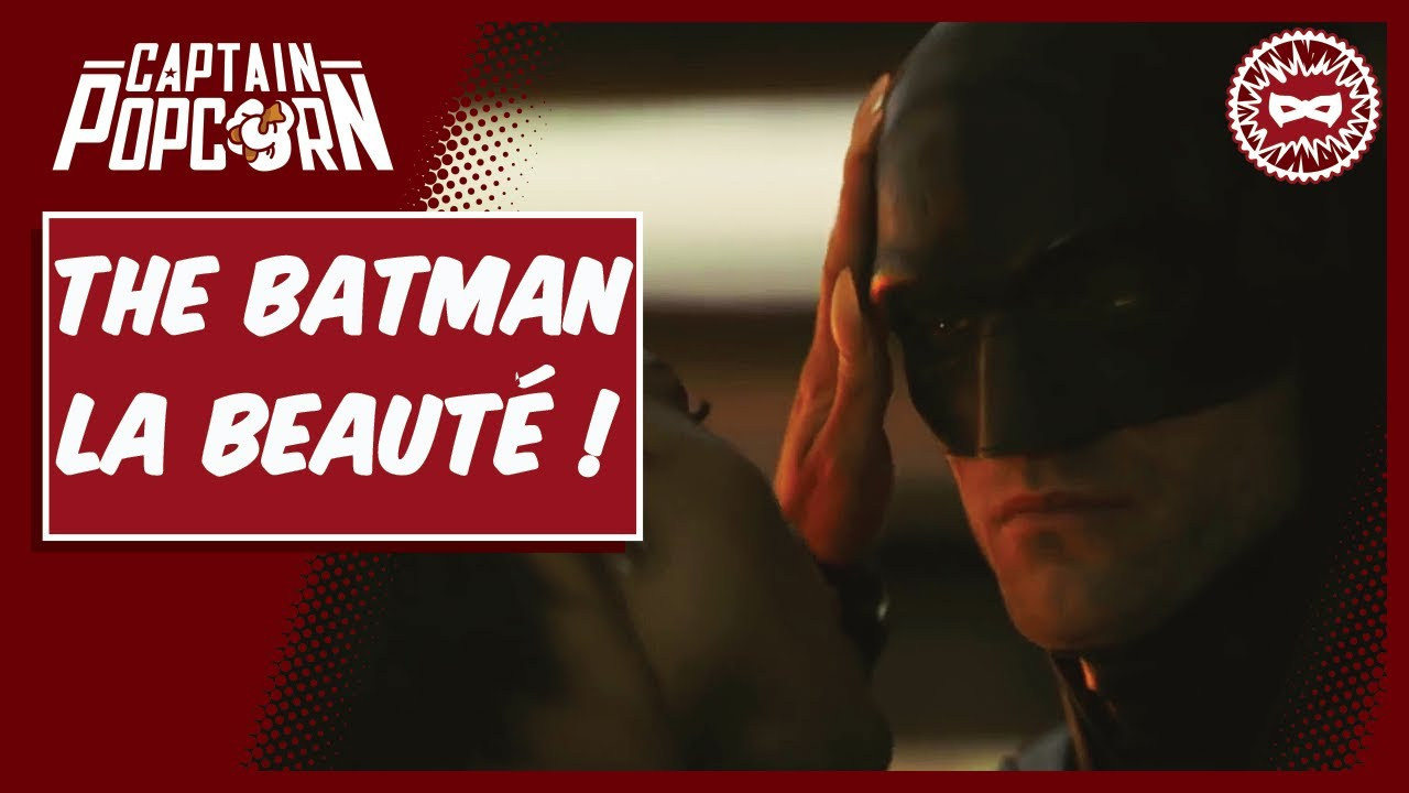 THE BATMAN Avis et analyse sur le Trailer N°2
