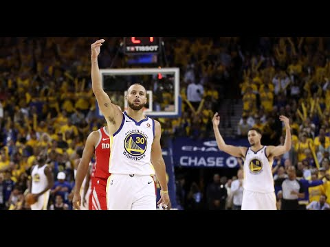 Watch: Stephen Curry goes off for 18 points in an explosive third quarter
