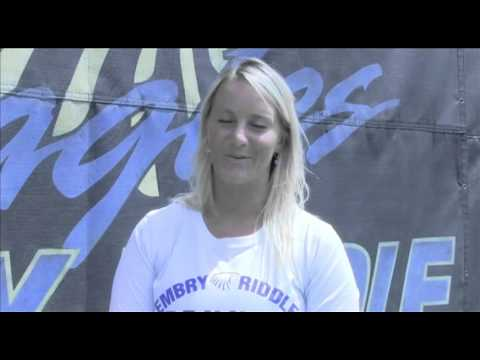 Kristina Marova - Embry-Riddle - 2014 Capital One CD women's at-large AAA of the Year