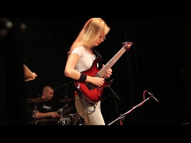 Canon Rock - Jerry C cover by Laura