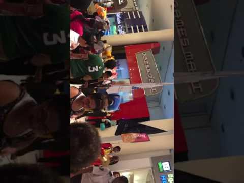 Dubai mall eid celebrate