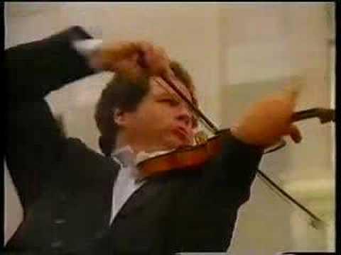 Perlman In Russia Violin Concerto In D Opus 35