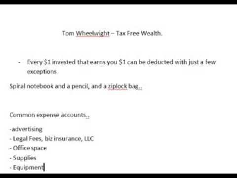 Use Taxes As Part of Your Wealth Building Strategy