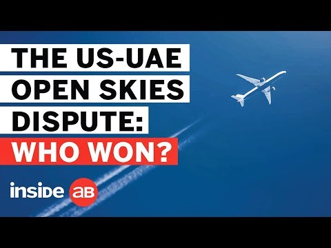 What the US-UAE open skies dispute was really all about