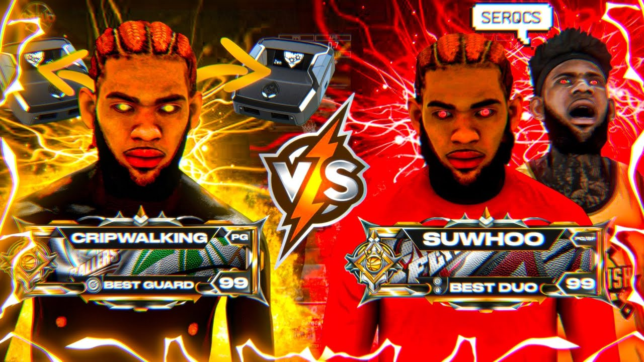 Download THE BATTLE OF THE MODDED CONTROLLERS IN THE COMPSTAGE! CRIPWALKING(Eager) VS DBOY(Suwhoo) INTENSE😱