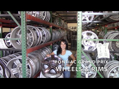 Factory Original Pontiac Grand Prix Rims & OEM Pontiac Grand Prix Wheels – OriginalWheel.com