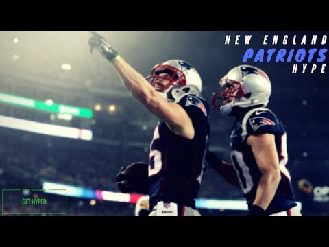 LEGEND: New England Patriots 2017-18 NFL Season Hype Video
