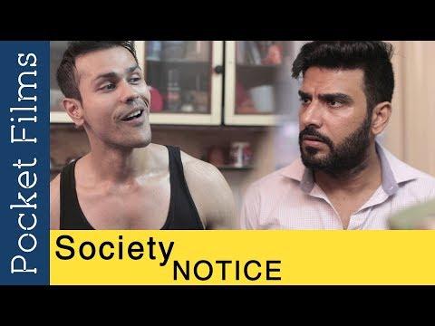 Thriller Short Film - Society Notice