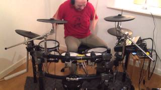 AC/DC - Thunderstruck (Roland TD-12 Drum Cover)