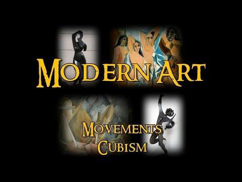 Modern Art - 16 Movements: Cubism