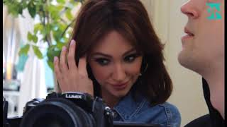 Согдиана снимает новый клип в Сочи. Drivenew