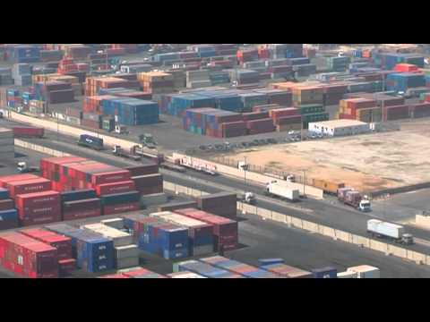 Jeddah SeaPort Film