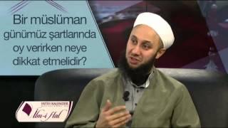 Müslüman Seçimlerde Oy Kullanabilir mi Fatih Kalender Hoca Efendi