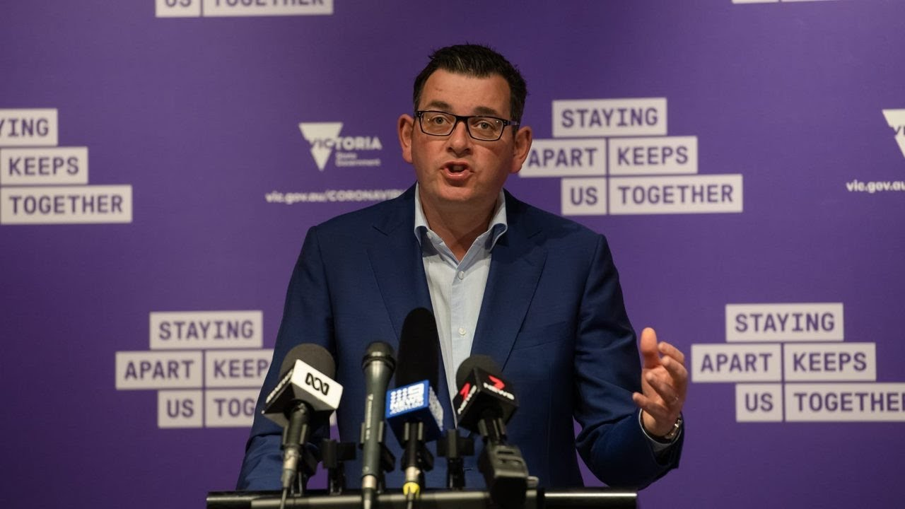 Premier Andrews will 'have to go' because he is 'gradually getting found out'