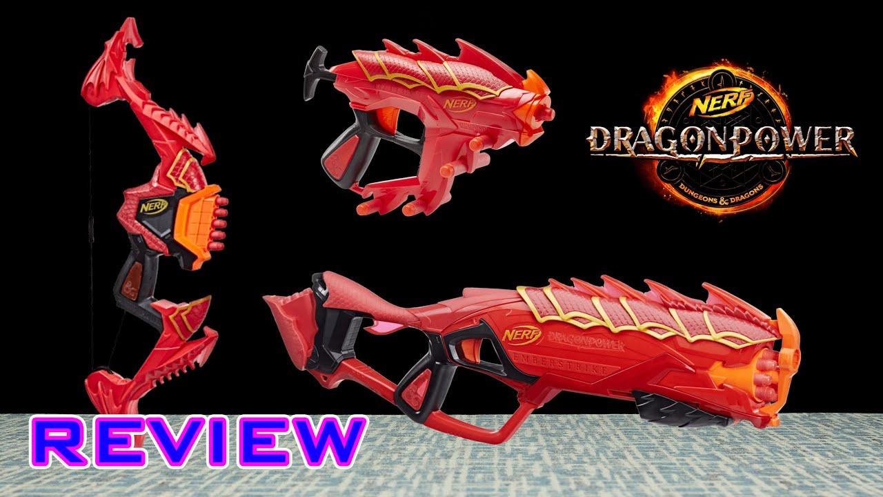 [REVIEW] Nerf DragonPower | Skyblaze, Emberstrike, & Fireshot