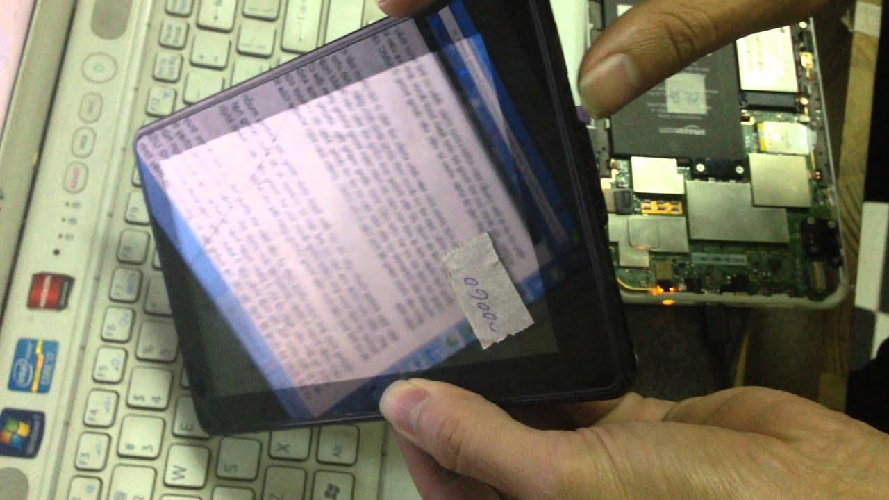 Video Kindle fire bị Brick ( Tuấn kindle )