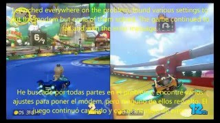 Mario Kart 8 - The communication error has occurred - How to solve the problem