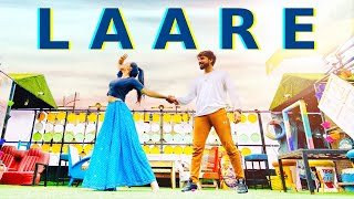 LAARE Dance Cover Fitness | Laare - Maninder Buttar | LAARE Easy Dance | FITNESS DANCE With RAHUL