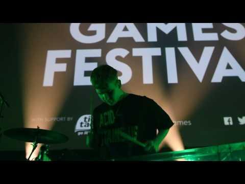 Mura Masa LIVE- Tribeca Film Festival - Tribeca Games Festival - 2017