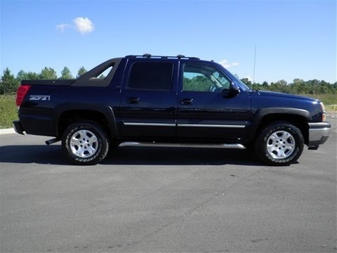 sold   2005       CHEVROLET       AVALANCHE    LT Z71 4X4 145K 1 OWNER 4 SALE   wwwWILSONCOUNTYMOTORSCOM  YouTube