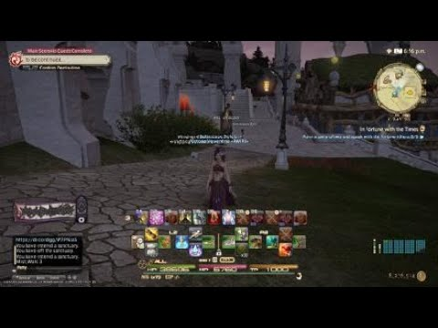 FINAL FANTASY XIV: How to Use Glamour Prisms