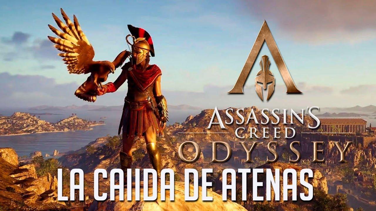 Assassin's Creed Odyssey | La caida de Atenas - Episodio 13 - YouTube