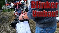 Motorradjacke Mit Blinker
