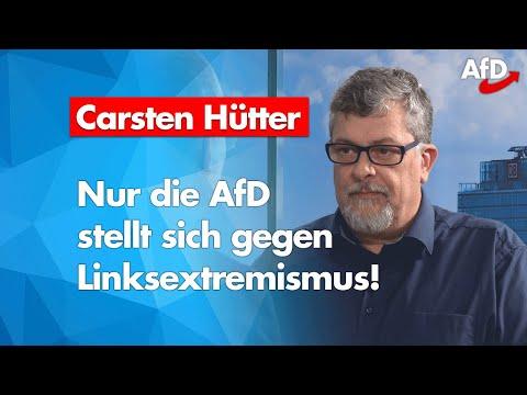 AfD aktuell: Carsten Hütter zu den Ausschreitungen in Leipzig